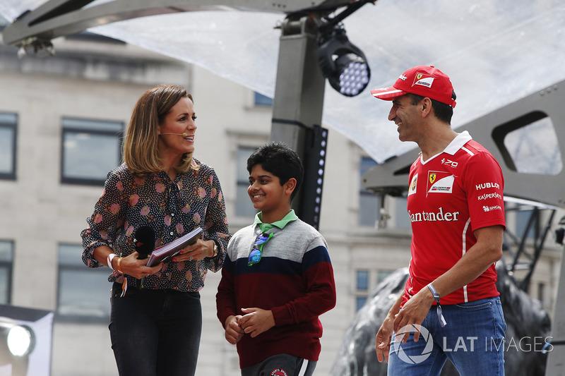 Марк Жене, Ferrari, Наталі Пінхем, Sky Sports F1