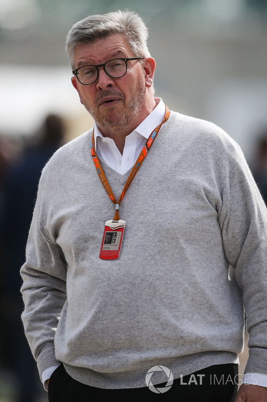 Спортивний директор Ф1 Росс Браун