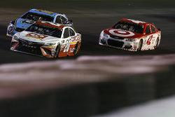 Matt Kenseth, Joe Gibbs Racing Toyota, Ricky Stenhouse Jr., Roush Fenway Racing Ford, Kyle Larson, Chip Ganassi Racing Chevrolet