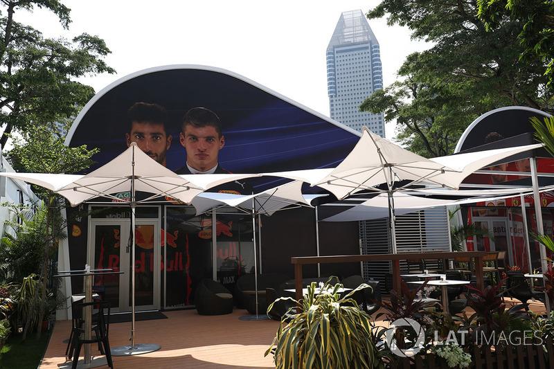 Red Bull Racing: Teamquartier