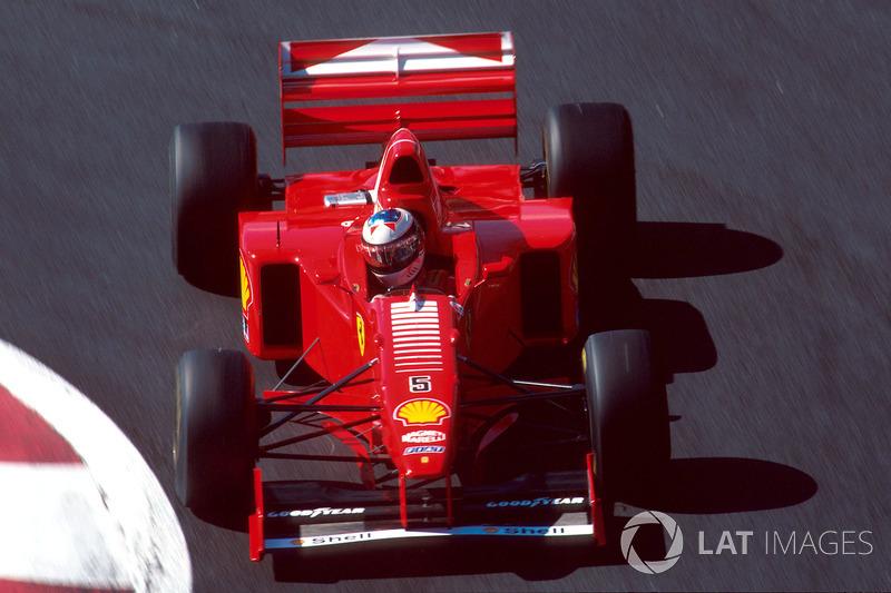 1997 French GP, Ferrari F310B