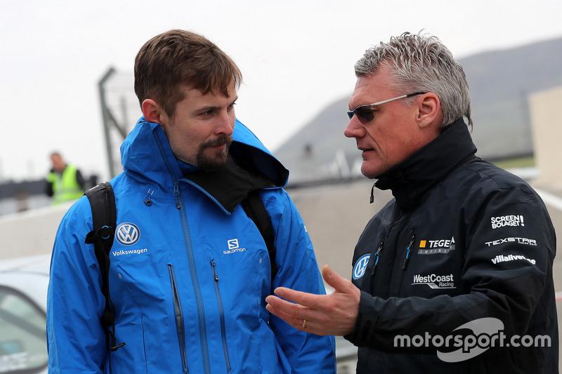 Dick Jonsson, West Coast Racing with Florian Flöte, Volkswagen Motorsport