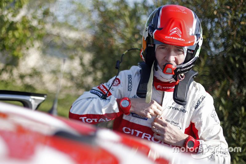 Paul Nagle, Citroën World Rally Team