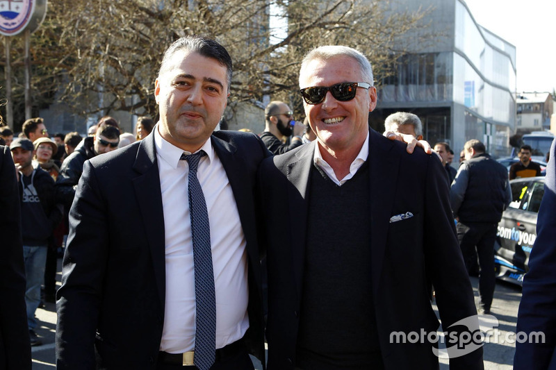 Marcello Lotti, TCR-Chef (rechts)