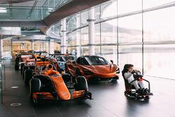 McLaren sucht schnellsten Gamer der Welt