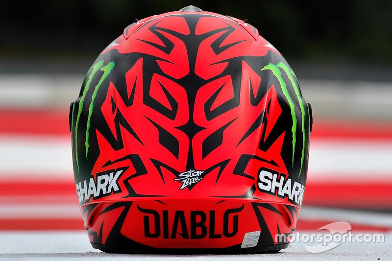 Особливий шолом Хорхе Лоренсо, Ducati Team