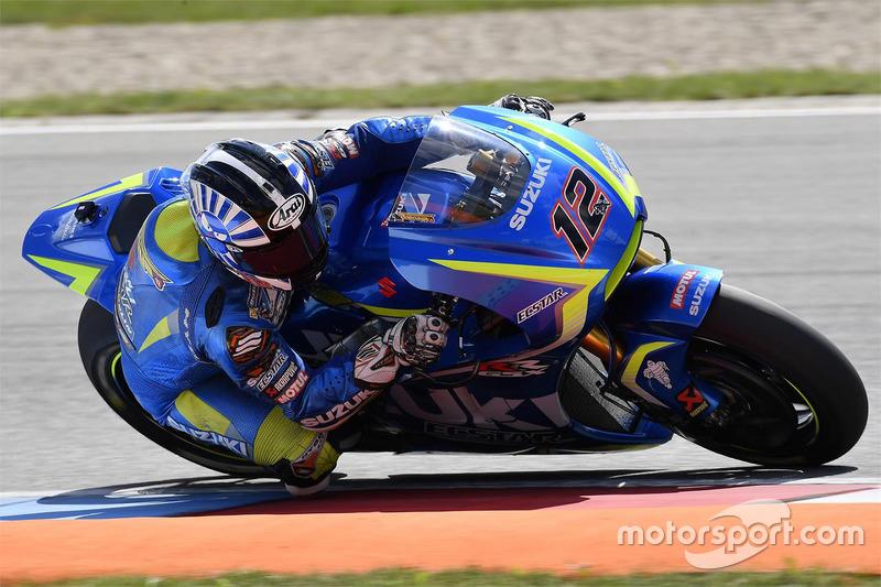27. Такуя Цудо, Team Suzuki MotoGP - 0 очок