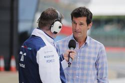 David Croft interviews Mark Webber