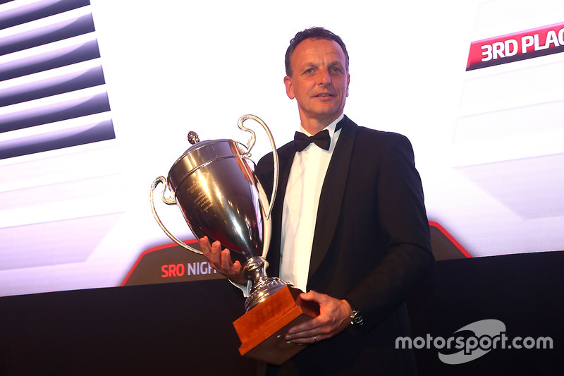 2016 Copa Endurance AM Copa de equipos, AKKA ASP, segundo lugar