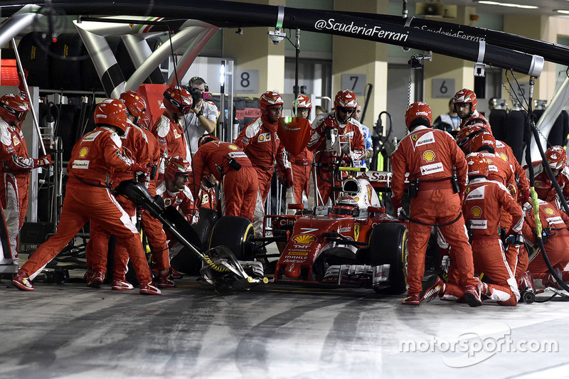 Ferrari fue 3º en el campeonato de constructores
