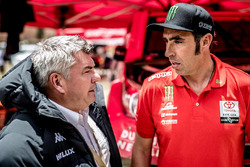 Jean-Marc Fortin and Nani Roma, Overdrive Racing