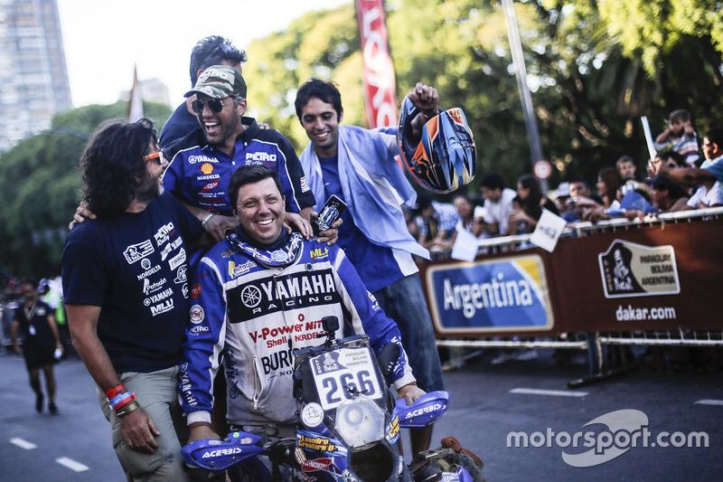 #266 Yamaha: Leandro Creatore