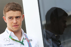 Paul di Resta, Williams Reserve Driver
