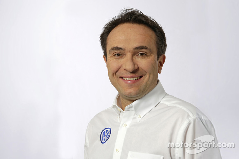 Sven Smeets, Volkswagen Motorsport, Sportdirektor