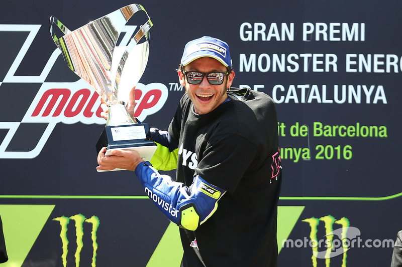 Sieger Valentino Rossi, Yamaha Factory Racing