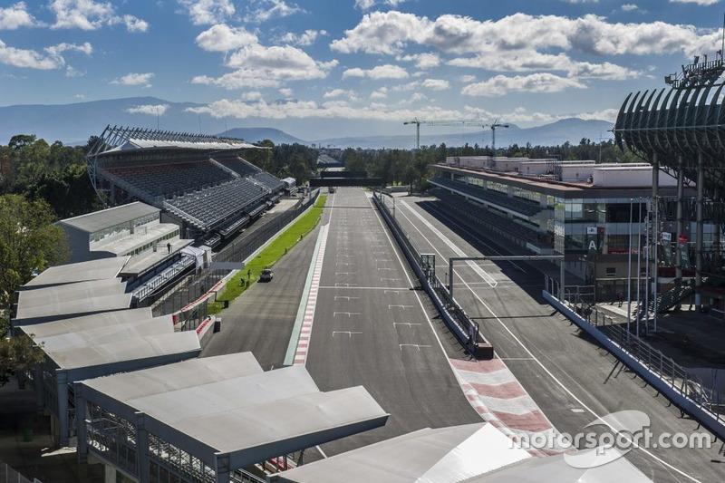 Las temperaturas y clima que se esperan en el gp de m xico for Puerta 2 autodromo hermanos rodriguez