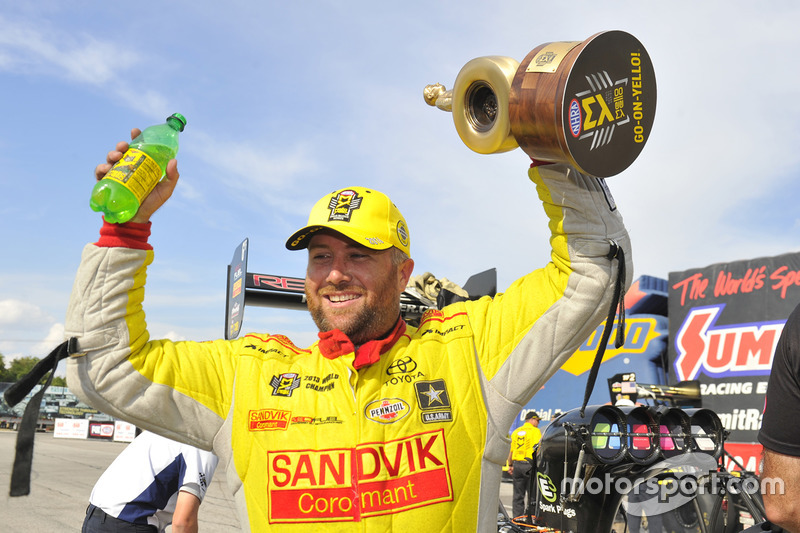 Sieger Top Fuel: Shawn Langdon