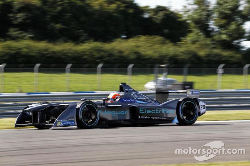 Алекс Линн, Jaguar Racing