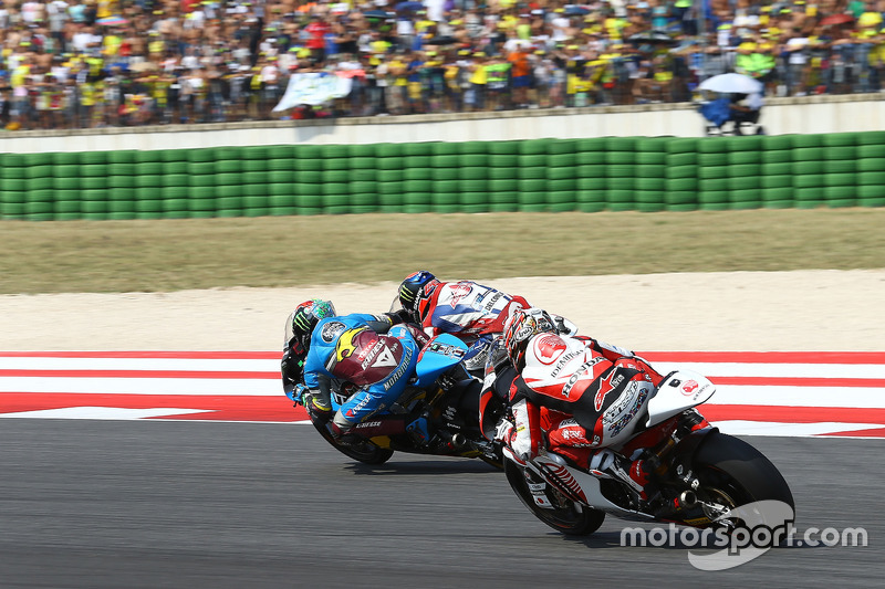 Franco Morbidelli, Marc VDS, Lowes