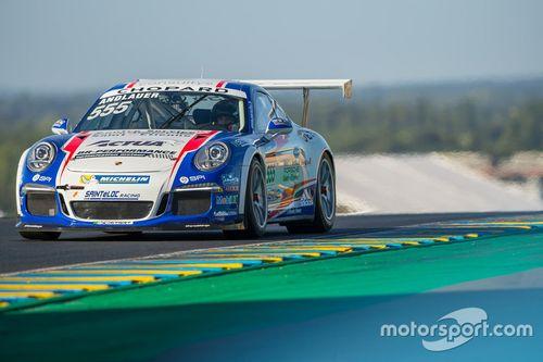 Carrera Cup Fransa: Le Mans