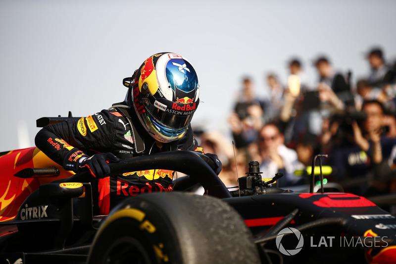 Formule 1 Photos - La course du Grand Prix de Chine 2018