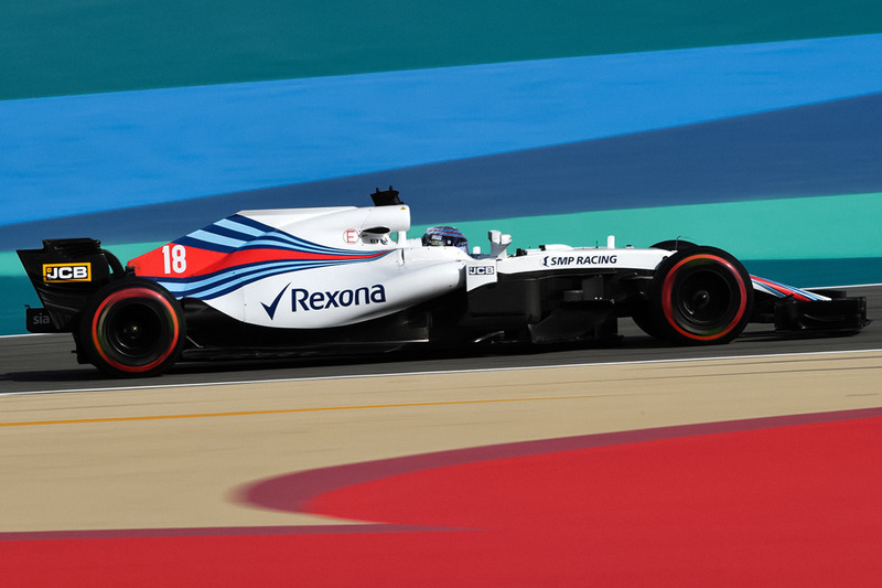 Williams FW41 halosuz