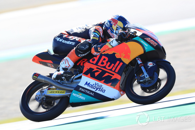 Darryn Binder, Red Bull KTM Ajo