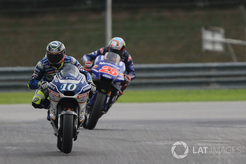 Xavier Simeon, Avintia Racing, Maverick Viñales, Yamaha Factory Racing