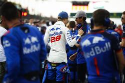 Брендон Хартлі, Шон Гелаель, Toro Rosso