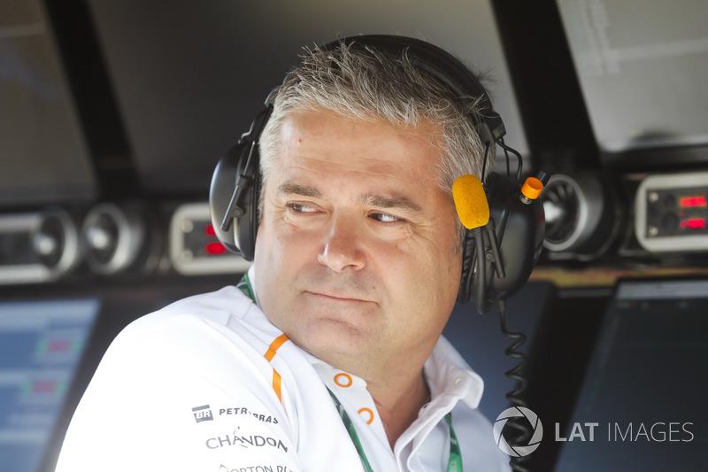 Gil de Ferrarn, Direktur Olahraga McLaren