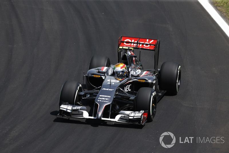 2014: Sauber C33 - Ferrari