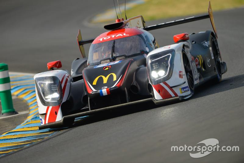 ウィル・スティーブンス(F1出走 20回):#23 Panis-Barthez Competition Ligier JSP217 Gibson