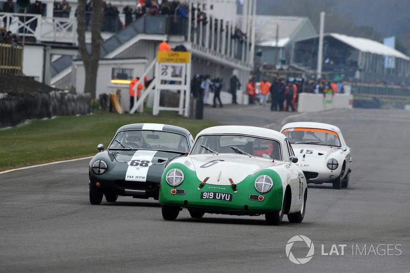 Moss Trophy Tordoff Sugden Porsche 356