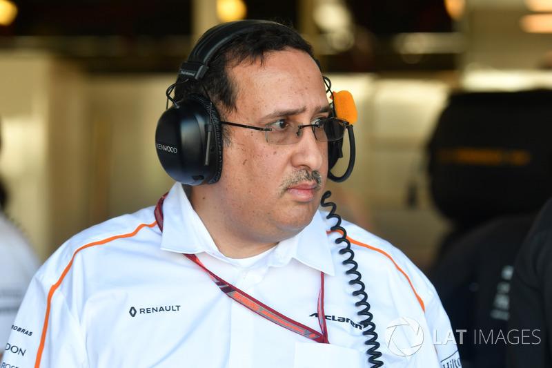 Sheikh Mohammed bin Essa Al Khalifa, CEO of the Bahrain Economic Development Board and McLaren Share