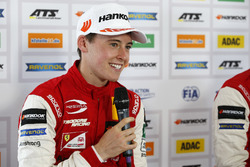 Press conference, Marcus Armstrong, PREMA Theodore Racing Dallara F317 - Mercedes-Benz