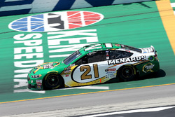 Paul Menard, Wood Brothers Racing, Ford Fusion Menards / Quaker State