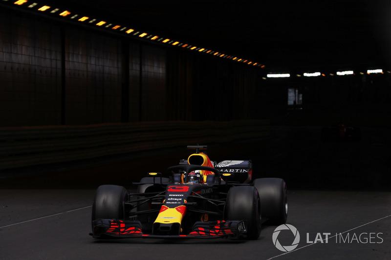 Monaco: Daniel Ricciardo