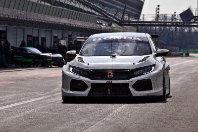 Мартовские тесты Honda