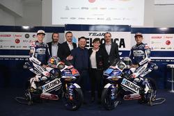 Jorge Martin, Fabio Di Giannantonio, Del Conca Gresini Racing Moto3