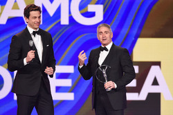 Mick Doohan, Toto Wolff, Direttore Esecutivo Mercedes AMG F1