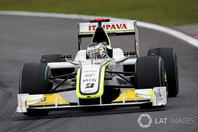 2009: Brawn BGP 001 Mercedes