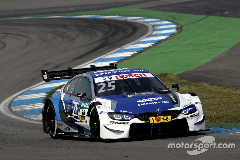 #25 Philipp Eng, BMW Team RBM, BMW M4 DTM