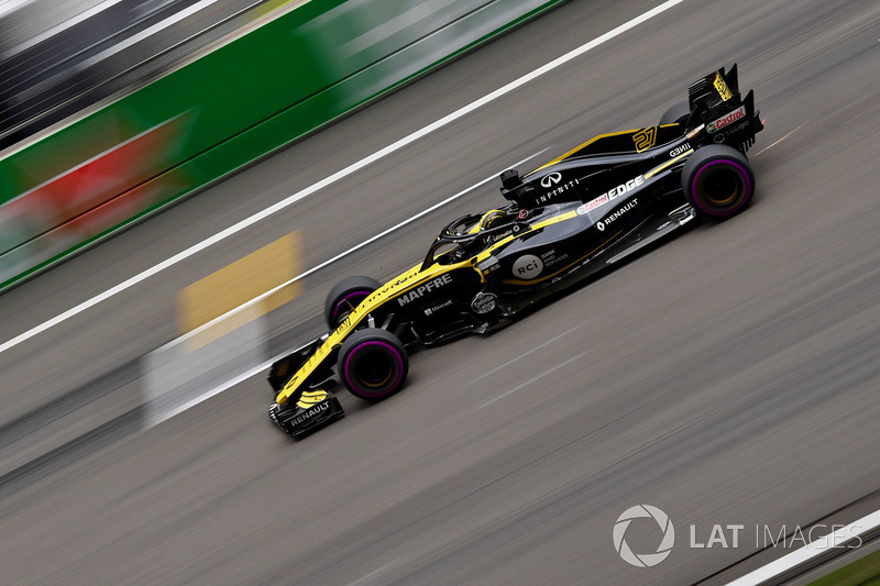 7: Nico Hulkenberg, Renault Sport F1 Team R.S. 18, 1'32.532