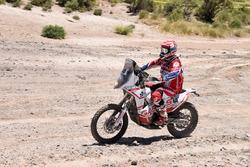GasGas Rally Replica 450 #40, Johnny Aubert