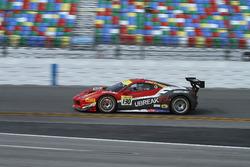 #130 Ferrari van Tampa Bay Ferrari 488: Luis Perusquia