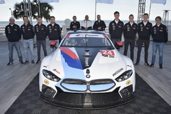 BMW M8 GTE unveil