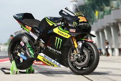 La moto di Bradley Smith, Monster Yamaha Tech 3