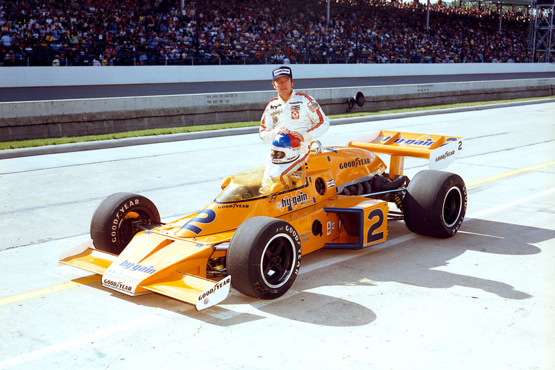 1976 - Johnny Rutherford