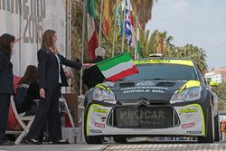 Gabriele Ciavarella e Daniele Michi, Peugeot 208 R5, Procar Motorsport
