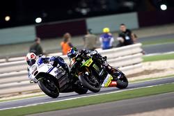 Yonny Hernandez, Aspar MotoGP Team, Ducati and Bradley Smith, Monster Yamaha Tech 3, Yamaha